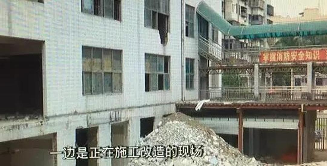 """龙岗医院重建疑有""""内涵""""  商户爆租赁纠纷"""