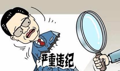 湛江政协一科长严重违纪被开除党籍和公职