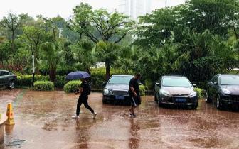 福建继续拉响雷电黄色预警 部分地区出现雷雨天气