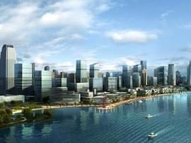 内外资到位指标高 大好项目继续青睐滨海新区