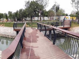 洋下公园拟9月底前启用 已进入后期优化施工阶段