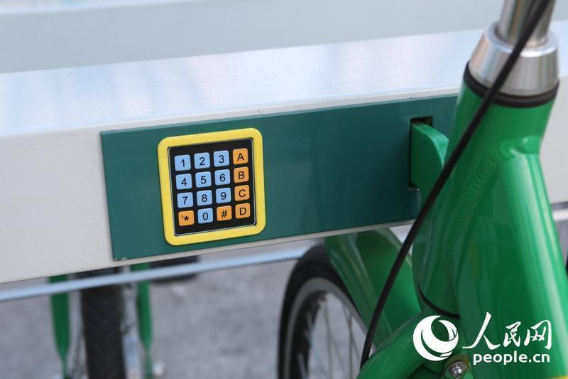朝鲜平壤开建有桩共享单车:收费标准还在定