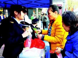 """宜昌市民大型超市买肉菜可追溯其""""前世今生"""""""