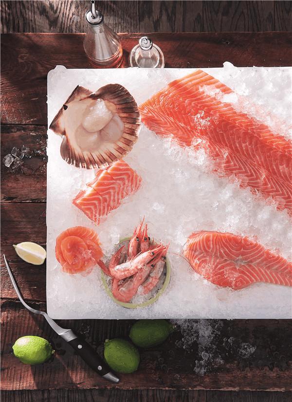 征服全世界美食爱好者的三文鱼都在这