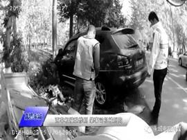 永城一道路发生严重车祸 两车相撞造成人员死亡