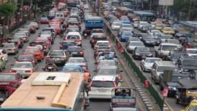 泰国成全世界最堵国家