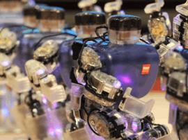 省青少年机器人竞赛我市喜获36个奖项
