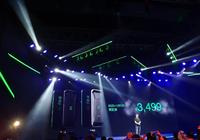 小米投资的黑鲨游戏手机发布 售价2999元起