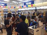 717品牌节:海尔自清洁空调销量翻番创5项第一