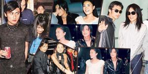 王菲谢霆锋18年前旧照曝光 那叫一个幸福甜蜜!