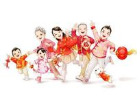 春节将至 这些礼仪习惯应该教给孩子