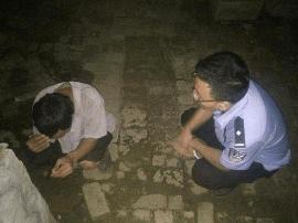 三门峡南站派出所成功劝阻一名企图入网自杀人员