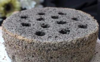 蜂窝煤蛋糕奇特到没朋友一起做学起来
