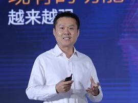 陈旭东:手机遇创新瓶颈 大多数都长得差不多