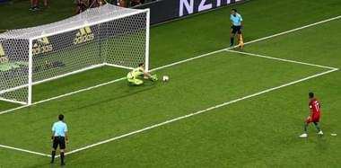 联合会杯-布拉沃连扑3点球 智利淘汰葡萄牙