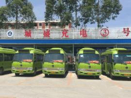 龙文区首获新能源非公交汽车推广补助153.9万