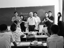 临汾红丝带学校:高考还没开始 上学费用已有着落