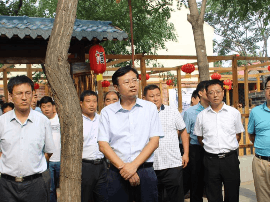 邯郸:肥乡区加快美丽乡村建设步伐