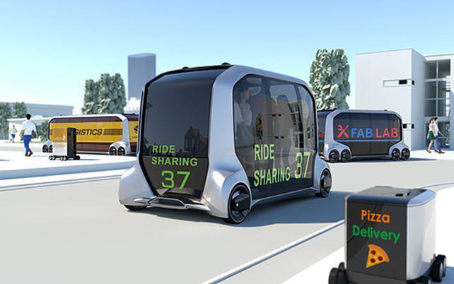 丰田将投资超200亿美元研发自动驾驶技术