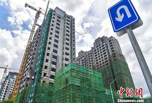 海南一季度投资快速增长 房地产投资比重持续减少