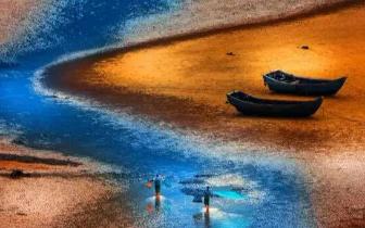 霞浦世界最美的滩涂 你该去看看!
