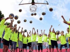 邯郸丛台区6所学校成全国首批校园篮球特色学校