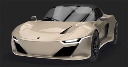 Agile Automotive两款车型效果图曝光