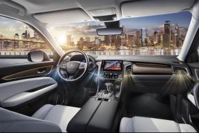 成功破局大型豪华SUV市场 冠道销量突破10万