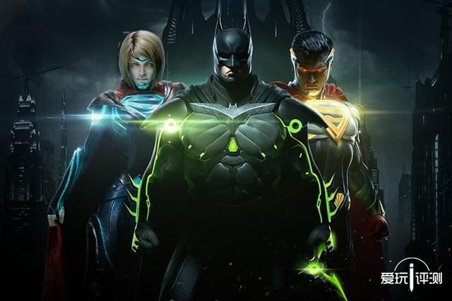 诸神的狂欢!DC版权作《不义联盟2》评测