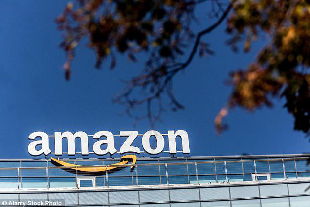 势头强劲冲击苹果:亚马逊市值率先突破万亿美元?