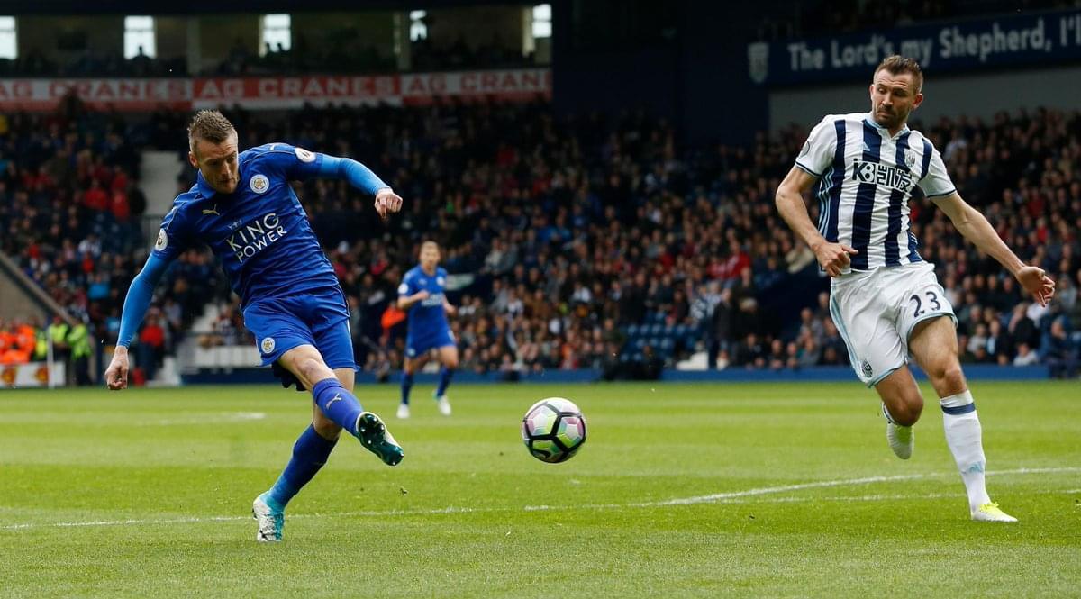 英超-伯恩茅斯送黑猫降级 瓦尔迪破门莱斯特1-0
