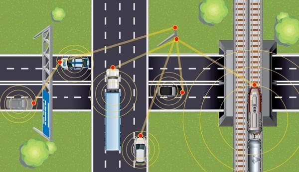 车路协同 北京首条自动驾驶测试道落地