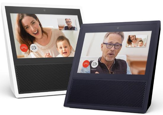 亚马逊发布新款智能音箱: 配显示屏售价1600元