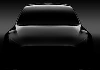 传特斯拉Model Y明年11月投产 2021年在中国生产