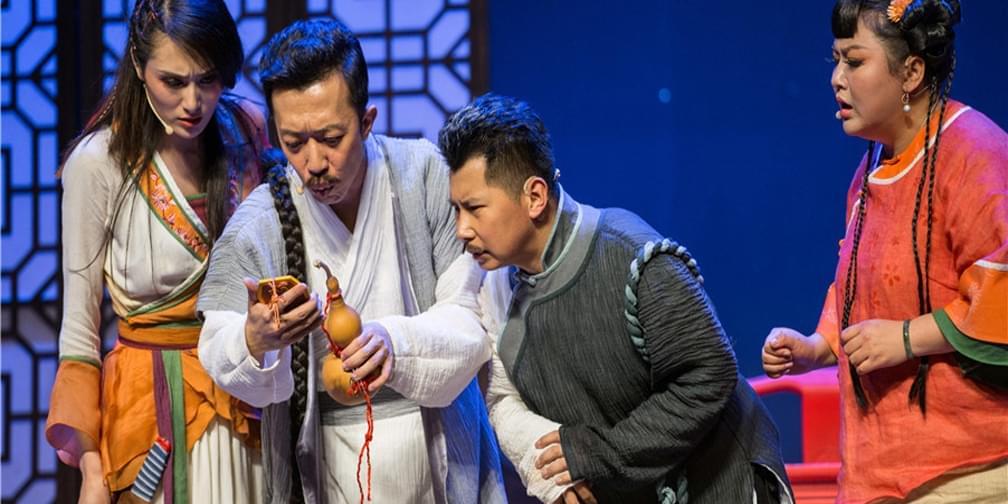 """""""保镖""""李菁遇上""""仇家""""何云伟火花四溅"""
