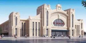 哈尔滨火车站的百年轮回
