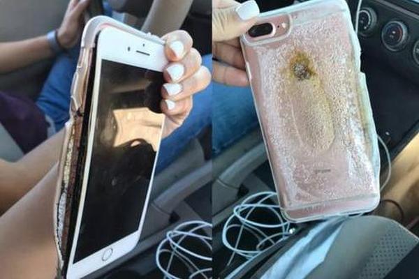 iPhone 7 Plus自燃,苹果:正调查