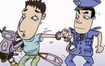 邯郸:假应聘真盗窃 网逃被押解归案