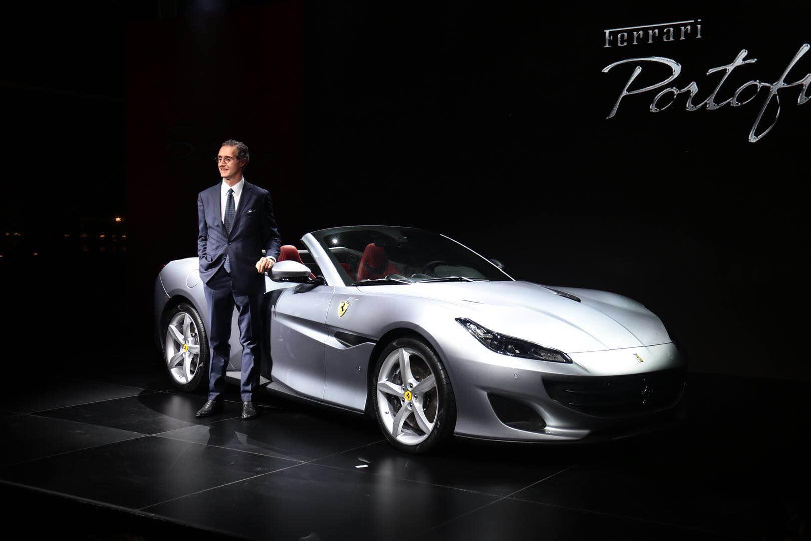 290.8万元起 法拉利Portofino正式上市