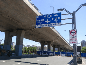河西优化路网布局 市民宜居感提升