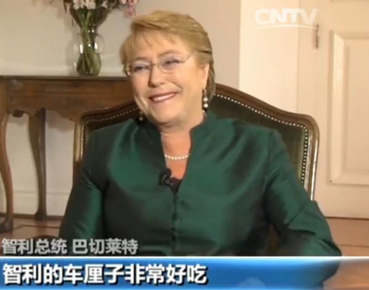 车厘子能不能便宜点?智利总统这样回应中国网友