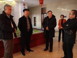 2018全国社区春晚走进河津市龙门村
