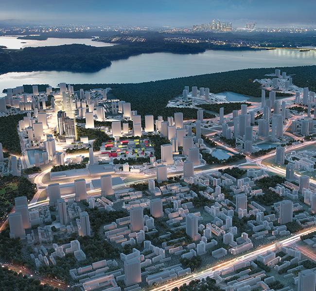 90万人民币,坐享新加坡旁CBD