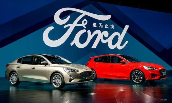 除了福克斯还看些啥 福特品牌北京车展阵容
