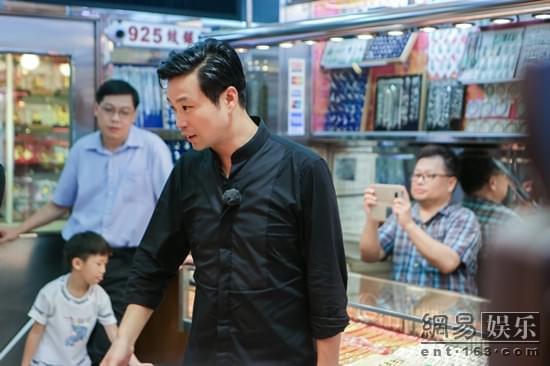 """《极限》发布会王迅难忘路人 """"迅磊""""联盟重现"""