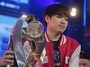 Maru夺WESG星际2冠军 JinAir队员霸占历史奖金前三