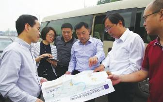 合川区长徐万忠:优化人居环境 提升城市品质