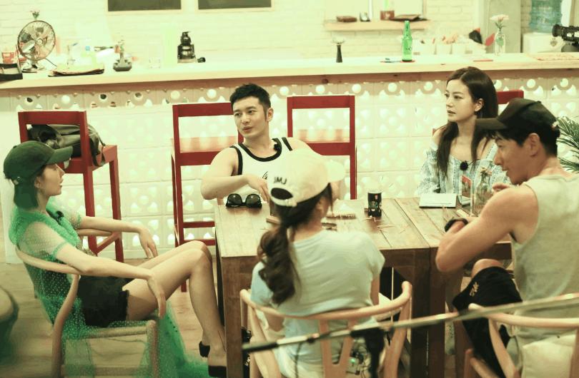 《中餐厅》赵薇《快乐大本营》招聘新店员