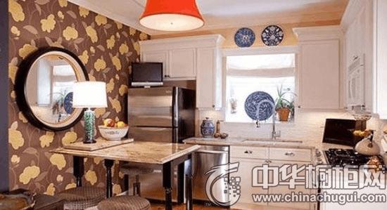 小厨房装修效果图 实用的典范