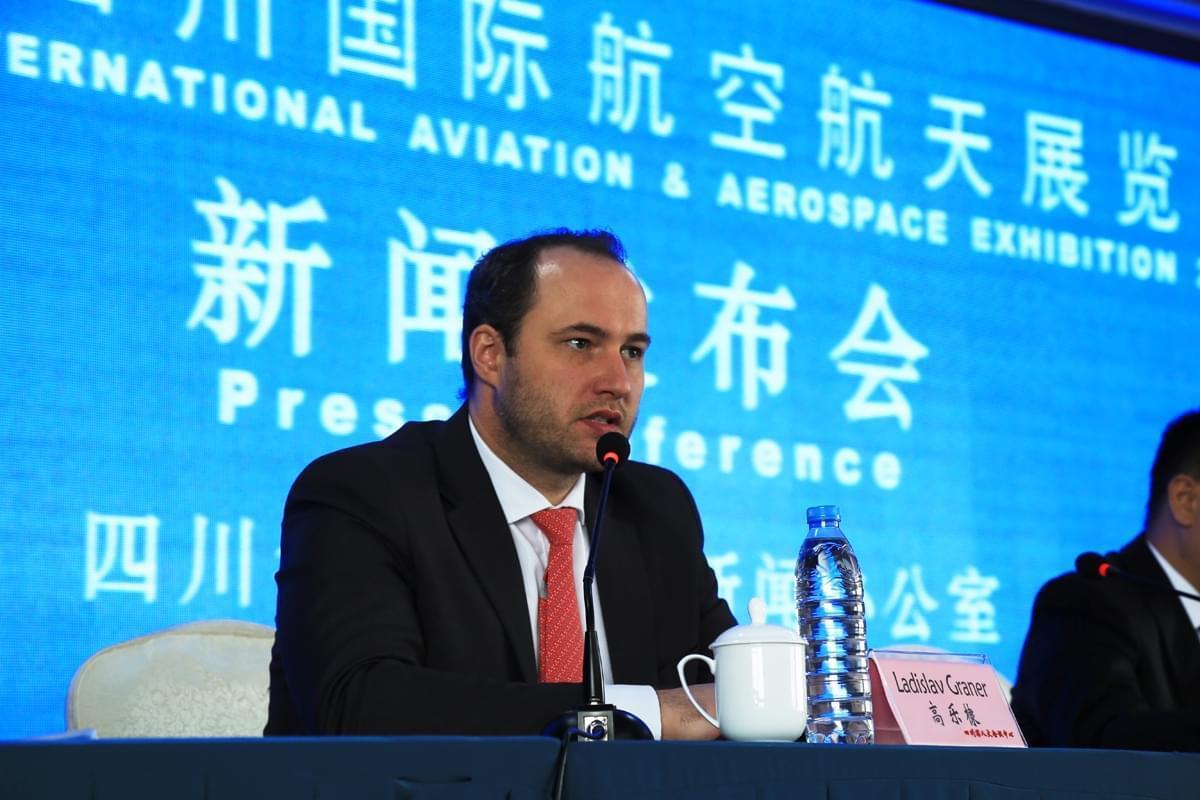 2017四川国际航空航天展览29日在德阳举行
